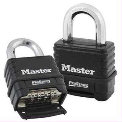 Master Lock 1178 Resettable Pro Series Combination Padlock