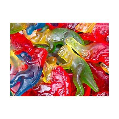 Haribo Gummi Dinosaurs 5lb Bulk Deal - gummy candy Haribo 5 Lb Bag