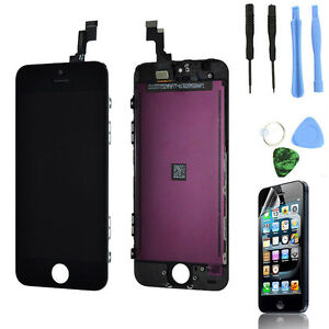 iphone 5c lcd replacement black touch screen digitizer lcd display assembly for 14672