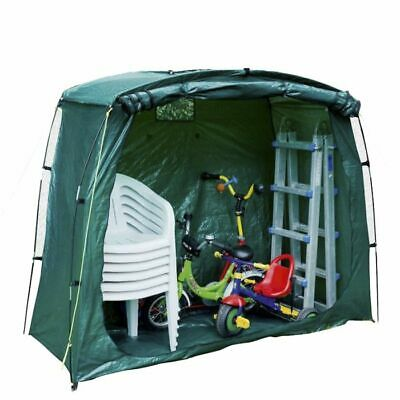 Garden Storage Tent Bike Bicycle Cover Shed Outdoor Shelter Waterproof Protect