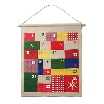 New  2017 Sealed Avon Holiday Cheer Advent Calendar With Pockets