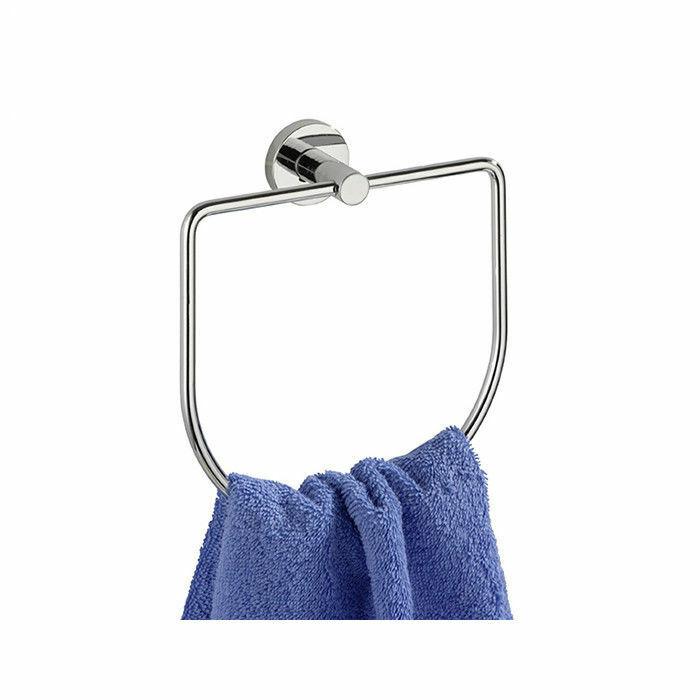 WENKO Handtuchring Handtuchhalter Elegance Power-Loc unbenutzte B-Ware