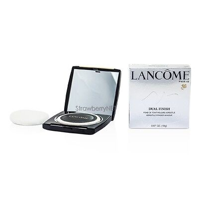 Lancome Dual Finish Versatile Powder Makeup - # Matte Amande III NEW