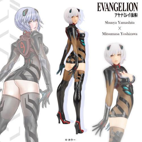 Evangelion Shunya Yamashita x Mitsumasa Rebuild Ayanami Rei figure (authentic)