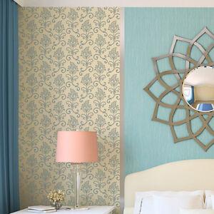 stencil muro fiori : Muro-stencil-modello-piccoli-fiori-selvatici-DAMASCATO-Allover-stencil ...