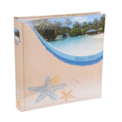 Kenro Holiday by Pool Memo Bound Photo Album 6x4 (HOL114PL) UK Stock NEW
