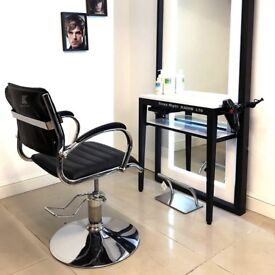 Glamorous Vegas salon chairs for sale
