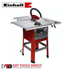 Einhell Table Saw RT-TS 1825 U 2 Year Warranty