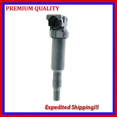 1PC IGNITION COIL UF592 for BMW 650I 4.4L V8 2012 2013 2014 2015