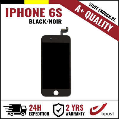 A+ LCD TOUCH SCREEN VITRE TACTILE DISPLAY/SCHERM/ÉCRAN BLACK NOIR FOR IPHONE 6S