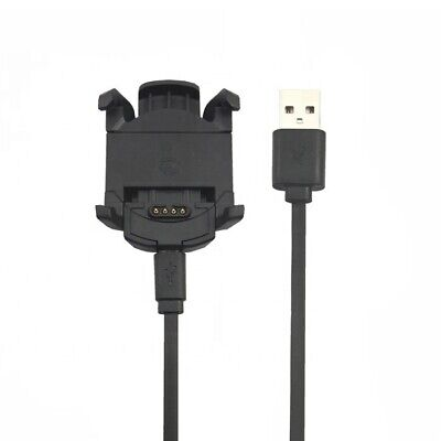 Replace Charging Cradle Dock+USB Data Cable For Garmin Fenix 3 HR Watch Adapter