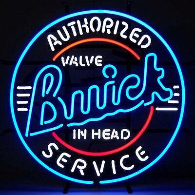 Buick Neon Sign 5BUIBK with Silkscreen Backing & FREE Shipping