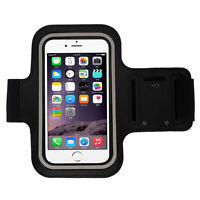 Waterproof Black Sport Armband Case for iPhone 6 Plus