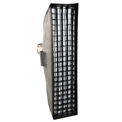 METTLE Grid für Striplight-Softbox 22x91 cm Honeycomb Wabenvorsatz Strip Light Softbox