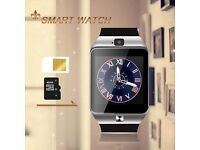 Smart watch Bluetooth touch screen sim camera
