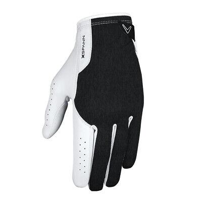- 2019 Callaway X Spann Mens Golf Glove - Pick A Size
