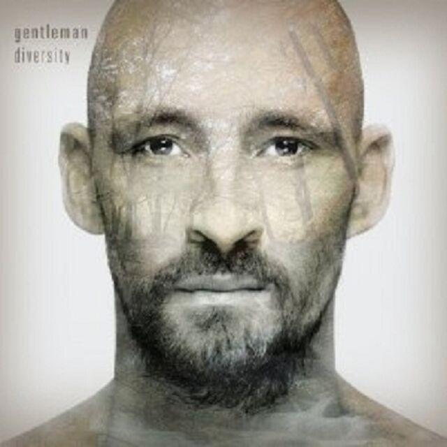 "GENTLEMAN ""DIVERSITY"" CD 19 TRACKS NEU"