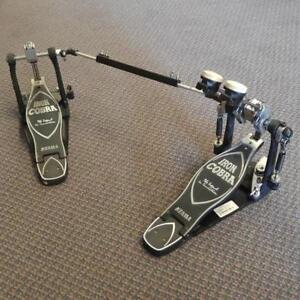 Tama pédale double Iron Cobra Powerglide - usagée-used