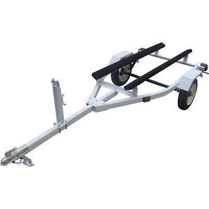 Personal Watercraft and Boat Trailer Kit — 610-Lb. Load Capacity
