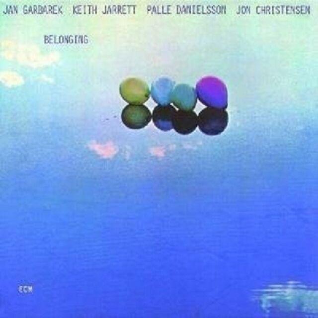"KEITH JARRETT ""BELONGING"" CD 6 TRACKS NEU"