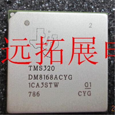 1pcs Tms320dm8168ccyg Bga New