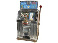 One arm bandits , vintage arcade machines WANTED