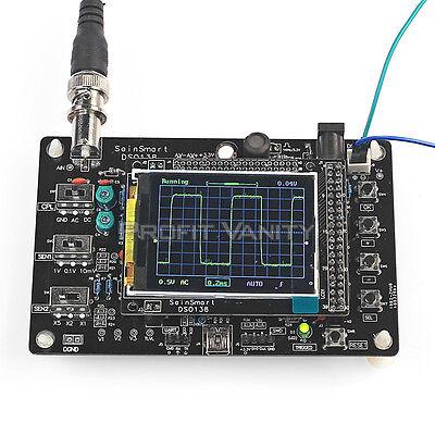 """SainSmart DSO138 2.4"""" TFT Digital Oscilloscope DIY Parts Kits  + Probe DE."""
