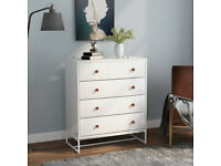 Aashi 4 Drawer Chest
