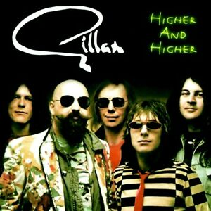 GILLAN-HIGHER-AND-HIGHER-NEW-CD-M-A-D-Mutually-Assured-Destruction-ROCK