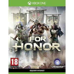 For Honor sur Xbox One Neuf
