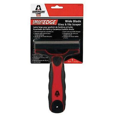 American Safety Razor SmartEdge Wide Blade Glass & Tile Scraper