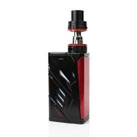 Brand New! Smok T-Priv Kit - Black/Red - With 2 x 18650 Batteries