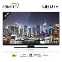 Téléviseur Samsung 4K UHD Smart de 50 po