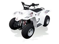 *Brand New*Quadzilla Buzz 50cc Kids Quad. Free Delivery.