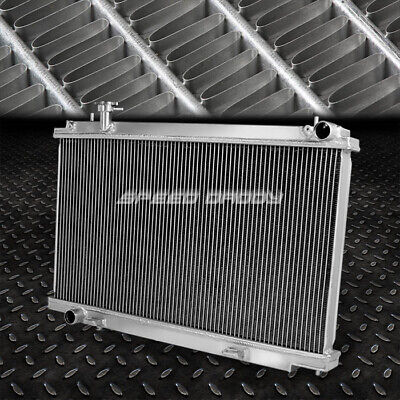FOR 03-06 350Z Z33 G35 SKYLINE VQ MT 2-ROW FULL ALUMINUM RACING COOLING RADIATOR for sale  Rowland Heights