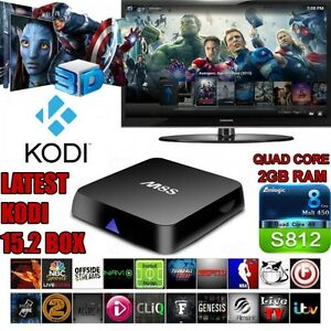 ANDROID TV BOXES - PROFESSIONAL SETUP - VARIOUS MODELS