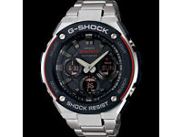 Casio G-SHOCK GST-W100D-1A4ER Watch