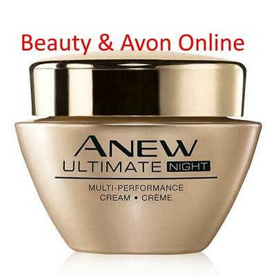 Avon Anew ULTIMATE Multi-Performance Night Cream~SEALED **Beauty & Avon Online** ()