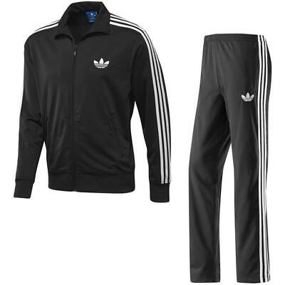 Adidas Mens FIREBIRD Tracksuit Originals Jacket Pants Top Bottoms S M L XL XXL