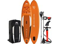 Paddle board for hire