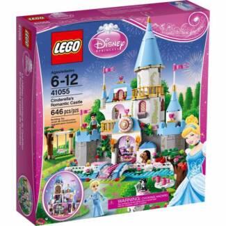 LEGO Cinderella's Romantic Castle 41055