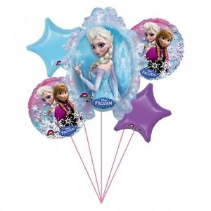 FROZEN BALLOON BOUQUETS WITH HELIUM SALE. FREE DELIVERY