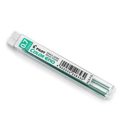 Pilot Color Eno Mechanical Pencil Lead 0.7mm Green Plcr-7