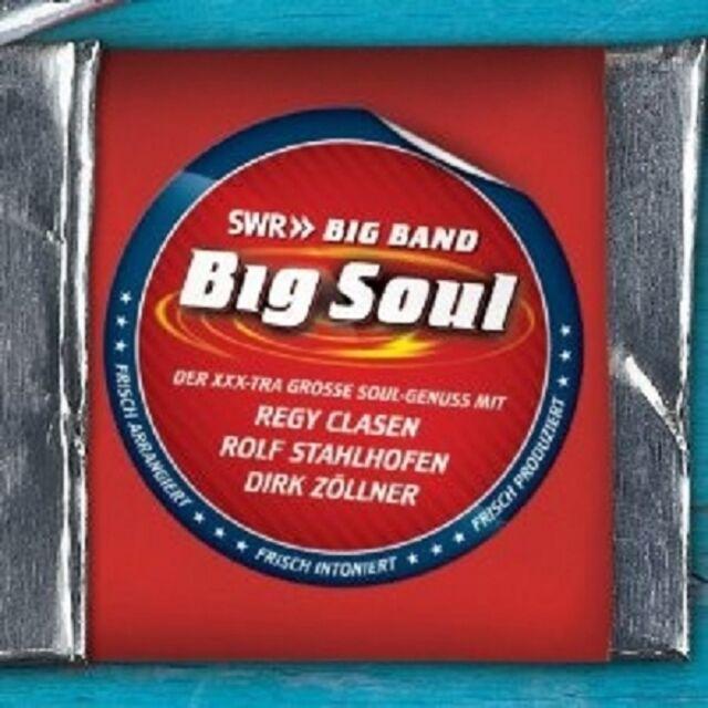 """SWR BIG BAND """"BIG SOUL"""" CD 11 TRACKS NEU"""