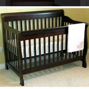 Crib- day bed with mattress - $170