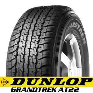 Dunlop AT22 SALE 265/65r17 - And we bring the Tyre Shop to You!! Helensvale Gold Coast North Preview
