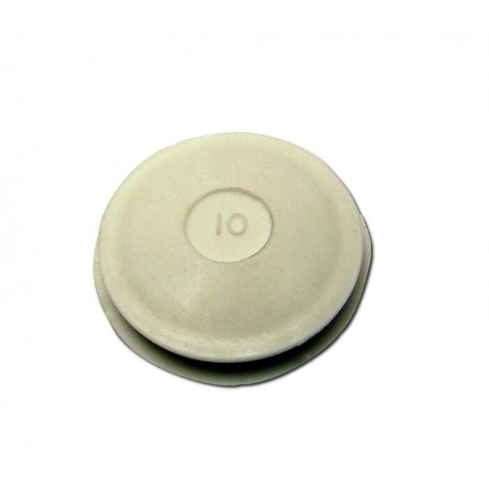 Rubber stopper for Piggy Bank Salt Pepper * Replacement Plug * Choose Size