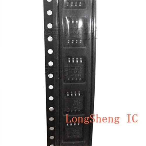 5PCS MB506PF MB506P 506 SOP-8 IC PRESCALER DIP 8PIN plastic