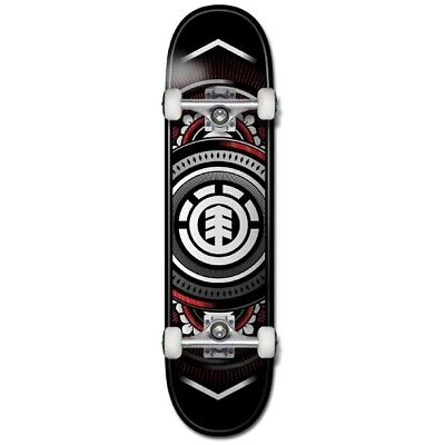 ELEMENT HATCHED COMPLETE SKATEBOARD 8.0