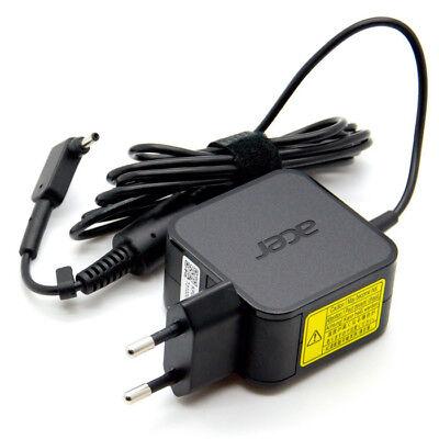 Ac adapter (cargador) original 45W negro Acer Aspire S5-371 - KP.0450H.007